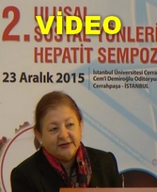 DR. HİLAL ÜNALMIŞ DUDA'NIN 2. ULUSAL SOSYAL YÖNLERİYLE HEPATİT SEMPOZYUMU AÇIŞ KONUŞMASI - VİDEO